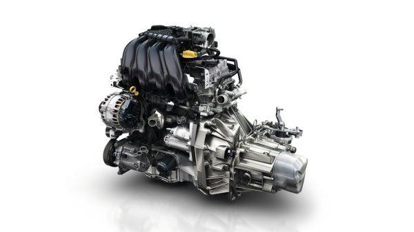 Motory Dacia Duster