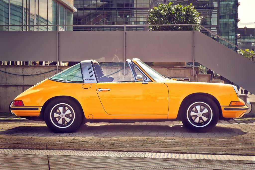 Automovil Porsche