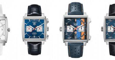 Tag Heuer představil kolekce hodinek pro automobilové nadšence